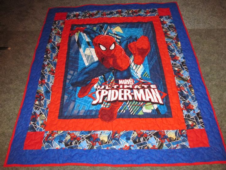 25 Best Ideas About Superhero Quilt On Pinterest Old