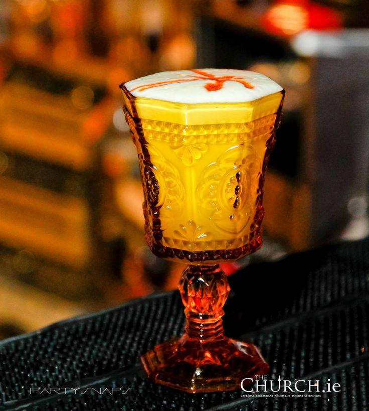 NEW: Arthurs G Tea #Arthur #Guinness #Cocktails #TheChurchDublin #Bar