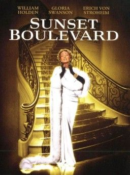 """Sunset Boulevard (1950)  """"I am big. It's the pictures that got small.""""  """"I'm ready for my close up Mr. DeMille.""""Williams Holden, Billy Wilderness, Boulevard 1950, Sunsets Boulevard, Filmnoir, Sunsets Blvd, Favorite Movie, Film Noir, Gloria Swanson"""