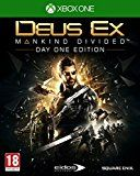 Deus Ex: Mankind Divided Day One Edition (Xbox One) by Koch Media Platform: Xbox OneRelease Date: 23 Aug. 2016Buy new:   £42.00 (Visit the Bestsellers in PC & Video Games list for authoritative information on this product's current rank.) Amazon.co.uk: Bestsellers in PC & Video Games...
