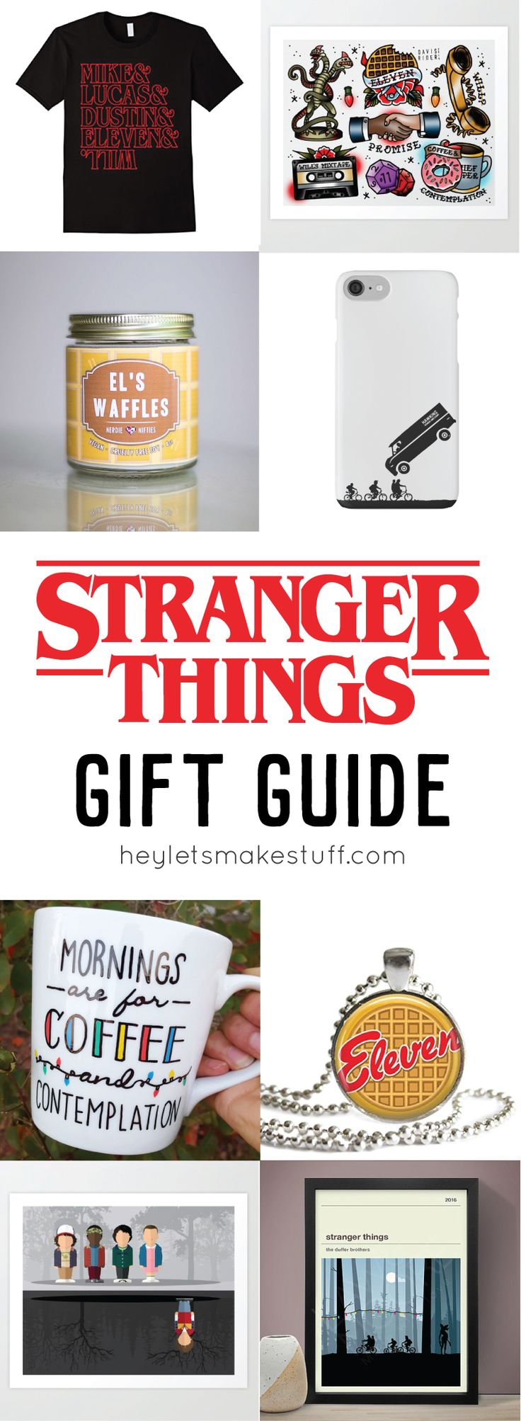 Stranger Things Gift Guide Trips The O 39 Jays And Gift Guide
