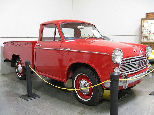 Datsun 320 PickUp - 1963 | Flickr - Photo Sharing!