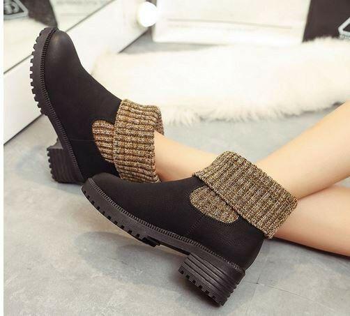 Damien Stuteletten Spitze Stiletto Reißverschluß Spitz Stiefeletten Schick # Stiefel, # Kleidung, Schuhe & Accessoires,