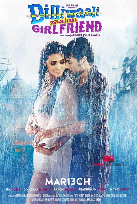 Dilliwaali Zaalim Girlfriend Gallery. Bollywood Movie Dilliwaali Zaalim Girlfriend Stills. Directed by Japinder Kaur, Starring Divyendu Sharma, Pradhuman Singh, Ira Dubey, Jackie Shroff, Prachi Mishra