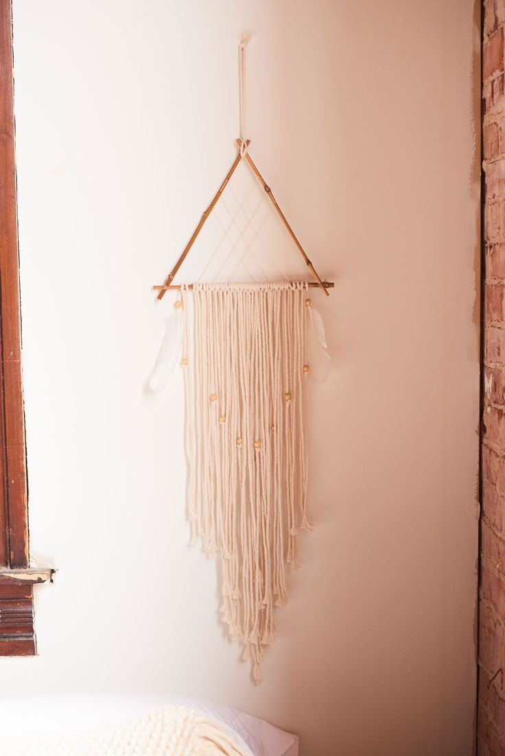 166 best wall to wall images on pinterest earthbound trading triangle rope feather wall hanging earthbound trading company