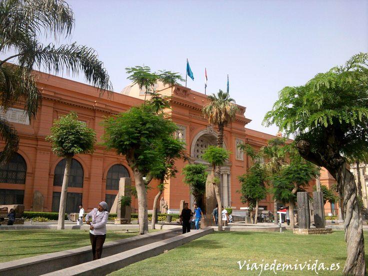 Egyptian Museum, Cairo