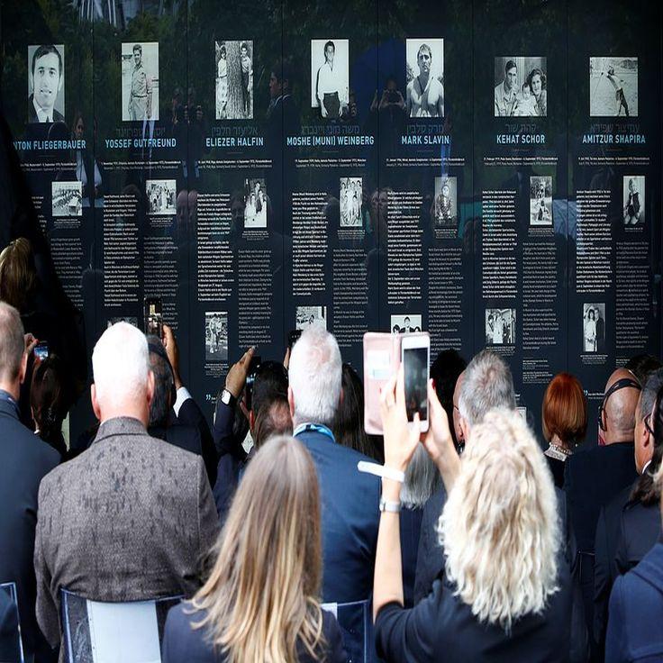 Memorial to Israelis killed at 1972 Olympics opens in Munich.    https://t.co/GRWEoZN17h   #munich #memorial #olympics #israelis #massacre #steinmeier #rivlin #munichmemorial #munichmassacre #history #germany #israel #victims #deutschland #münchen #monaco #breakingnews #news #breaking #memory #storia #geschichte #histoire #westgermany #palestine #blackseptember