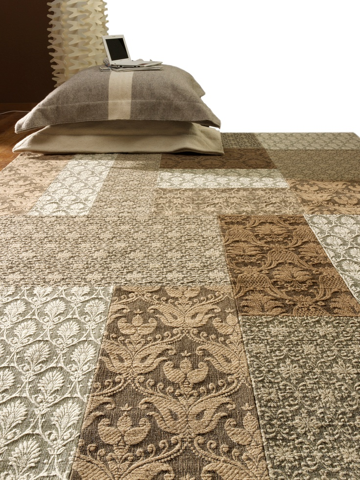 Damasque Patchwork  assorted colors