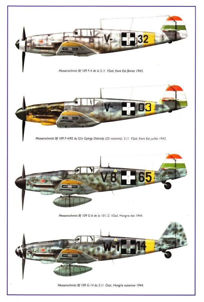Avions N° 115 - Octobre 2002 - Messerschmitt Bf 109 http://maquettes-avions.hautetfort.com/archive/2011/06/06/avions.html