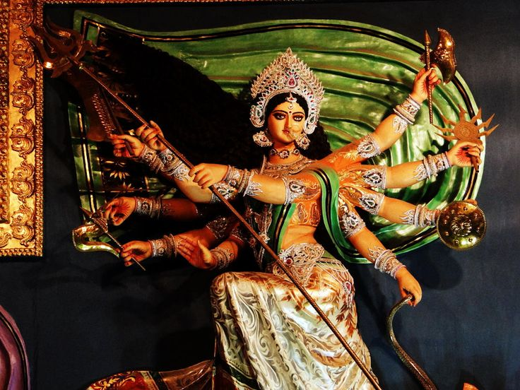 Goddess Durga.. by Kunal Kapoor on 500px
