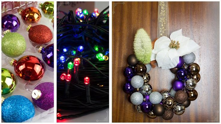 Weihnachtsdekoration | Schmücken zu Weihnachten 🎄