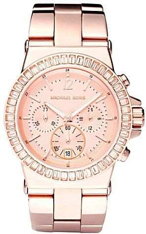 Pin for Later: Dear Couples, It's Time to Make Up For All Those Expensive Gifts Michael Kors Watch When there's no one around to remind you that you're late, you definitely need a watch: Michael Kors rose gold watch (£279).