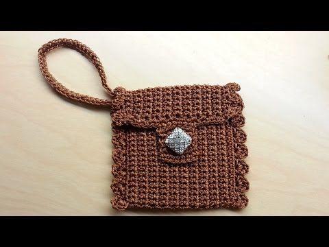 "Monedero Vintage a Crochet ""Maricita"" (Parte 1) Tutorial por Maricita Colours - YouTube"