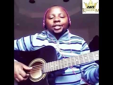 "Art King.041 ""justin Kaego"" ~ Upcoming Musician from Tanzania,Dar es salaam"
