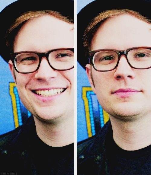 Patrick stump 2013 glasses