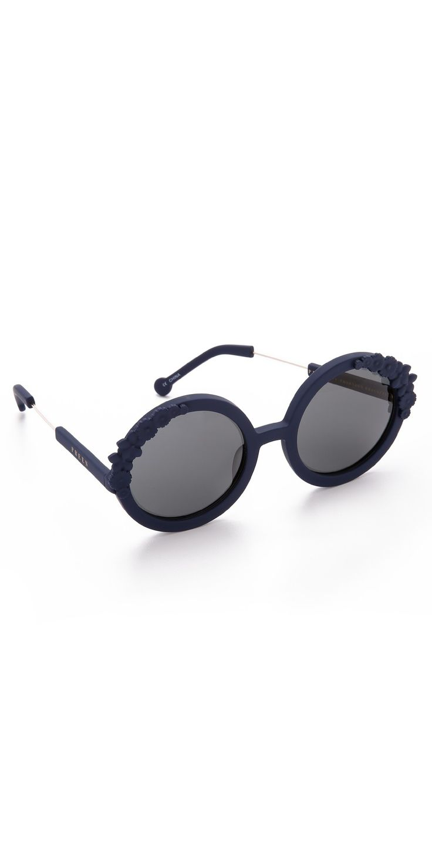 Preen By Thornton Bregazzi Bouquet 2 Sunglasses   SHOPBOP SAVE 25% Use Code:INTHEFAM25