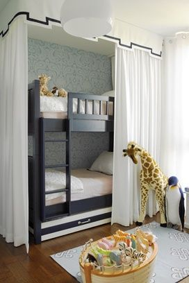 Shared bedroom ideas on Casa Stephens Blog