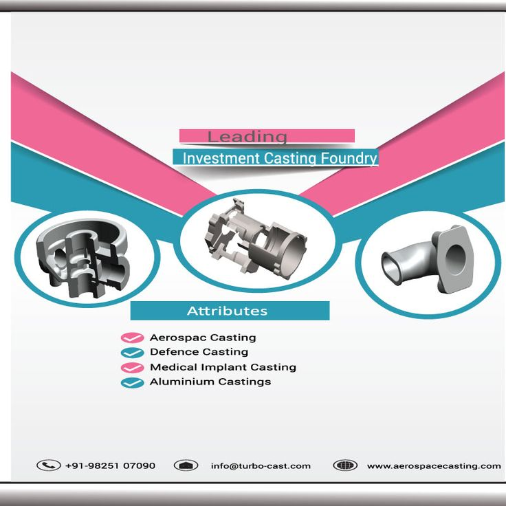 Aerospace castings India method or mechanism has to go through a chain of stringent quality control checks throughout the fabrication process. This is to make sure that the casted patterns conform …