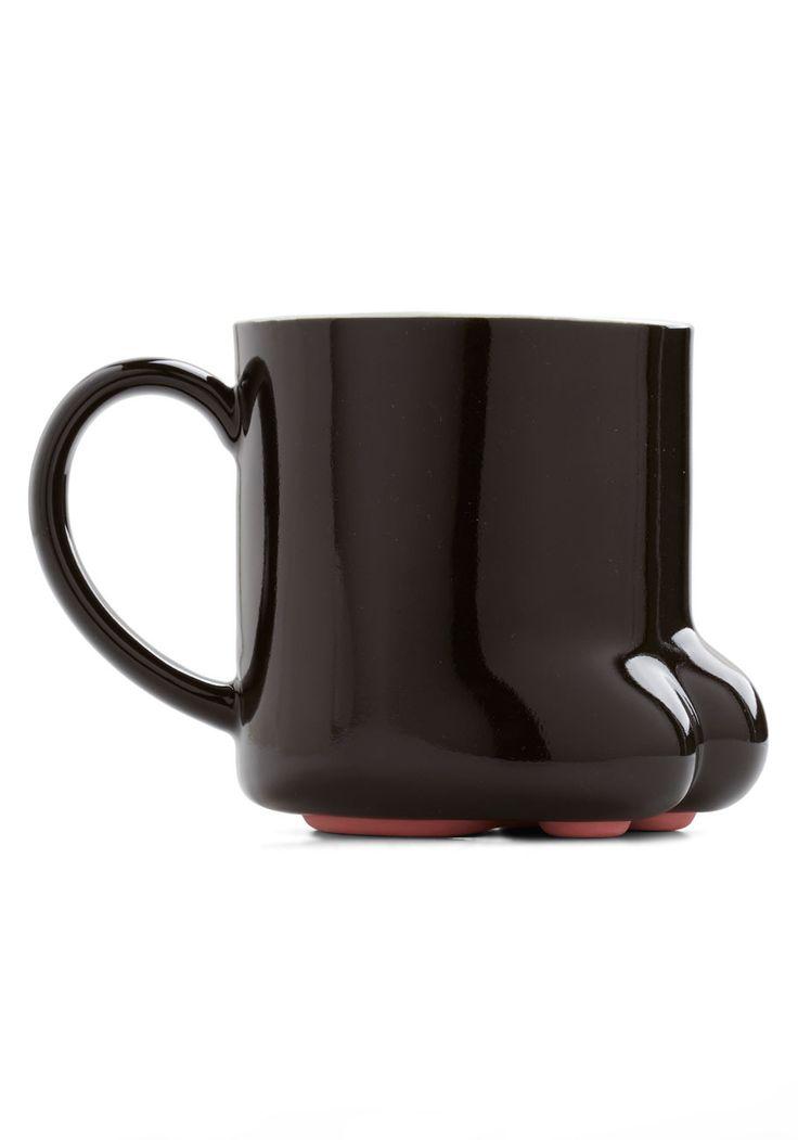 Schattige theetas. :-)