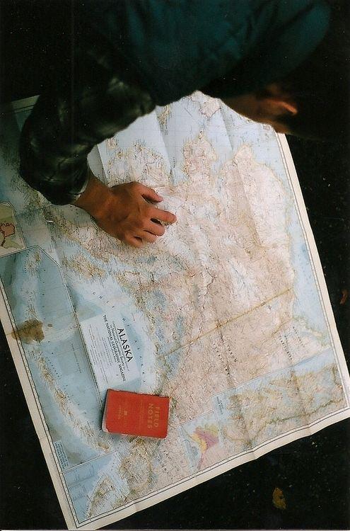 Planning an adventure is half the fun.