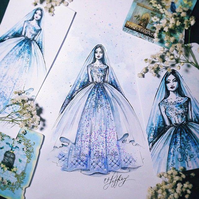 Эскизы свадебных платьев! ✨ #свадьба #эскиз #набросок #невеста #арт #графика #акварель #скетч #иллюстрация #рисунок #ярисую #graphic #art #artwork #ink #illustration #idraw #draw #watercolor #fashionillustration