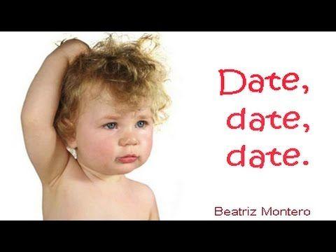 Date date date en la cabecita - Canciones y juegos para bebés