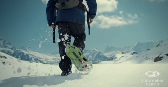 Artist Simon Beck created snow art with his footprints and a compass for Icebreaker Merino Clothing. Watch the video here: http://www.outsidesports.co.nz/buyers-guides/outdoor-clothing/about-icebreaker/simon-beck