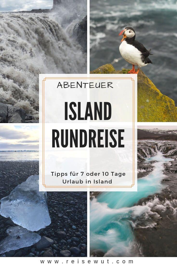 Abenteuer Island Rundreise » Tipps für 7 und 10 Tage