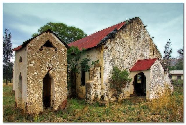 church near Krugersdorp