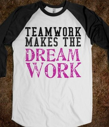 Teamwork Dreams And Softball On Pinterest