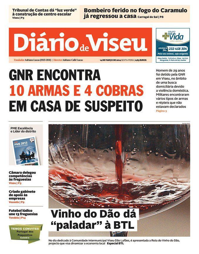 Portugal - Diario de Viseu