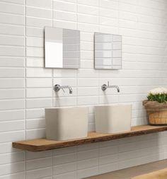 bathroom subway tile patterns - Google Search