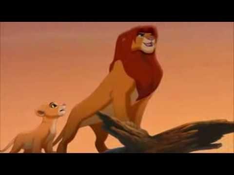 El rey leon 2 - somos clan (español de España)