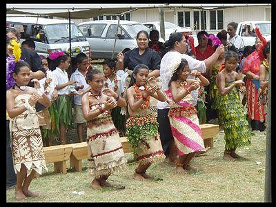Tonga History and Culture | Traditional Tongan Dance