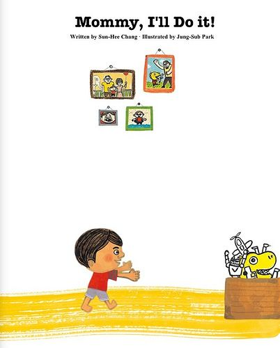 Tommy and his mother, the characters of this story, are easily found in our daily lives.  This book is an encouragement for all little children engrossed in new challenges and all parents watching their children with amazing love and tolerance.  To see our books, search 'jangyoung' on iBooks store. https://itunes.apple.com/us/book/id596264996