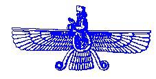 Den urgamla tron  grundad av profeten Zarathustra i Iran Avesta -- Zoroastrian Archives Updated Nov. 23, 2012