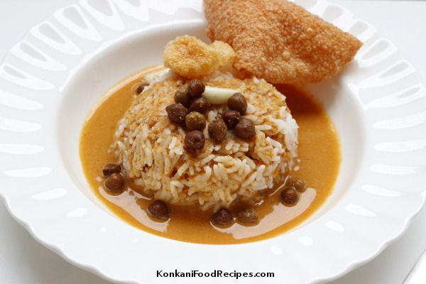 Black Chickpeas Stew (Chane Saaru)