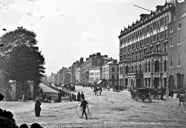 St. Stephen's Green, Dublin City, Co. Dublin c1880 - 1900