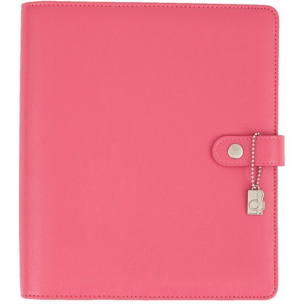 Simple Stories Carpe Diem A5 Planner - Pink £42.5 http://www.thehomemakery.co.uk/stationery/simple-stories-carpe-diem-planners/simple-stories-carpe-diem-a5-planner-pink