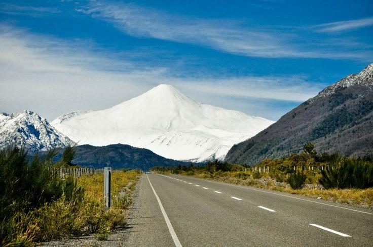 Volcán Antuco, Región de Bío Bío ,Chile