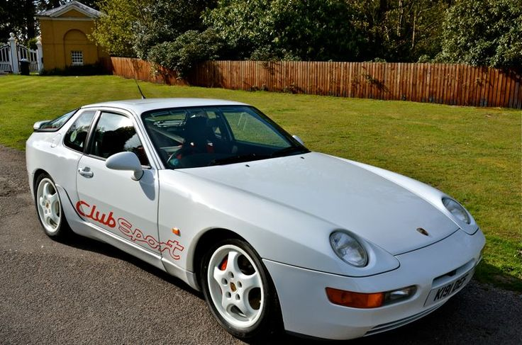 968 Club Sport | Porsche Club GB Forum