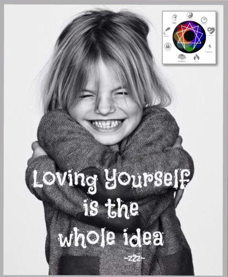Ámate a ti mismo, permítenos ayudarte en tu proceso. www.eneagramarte.com