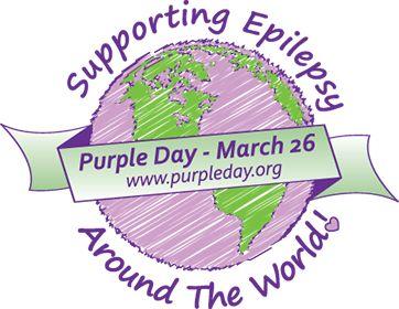 26th March - World Purple Day