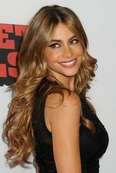 sofia vergara hairstyle - Google Search