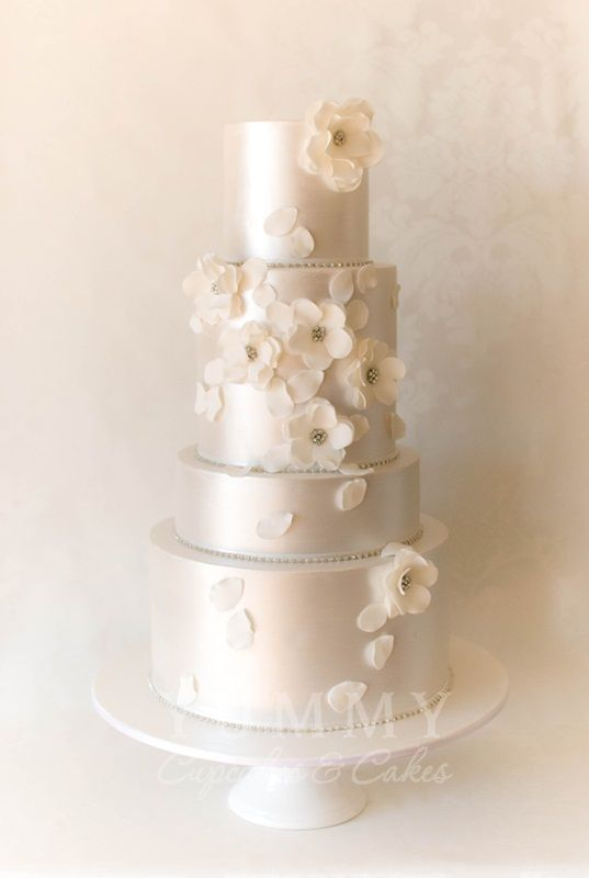 Harper's Bazaar Brides – Spring issue 2012 Kate Ceccato WM – Yummy Cupcakes and Wedding Cakes