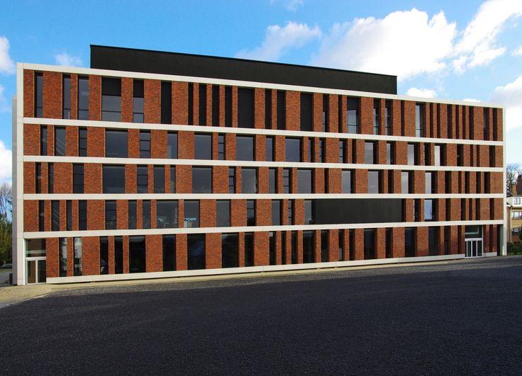 STRABAG Belgium nv - Project - Heilig-Hart and College Halle