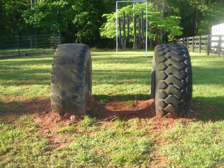 Image Detail for - Obstacles for Trails | Training Trail Horses