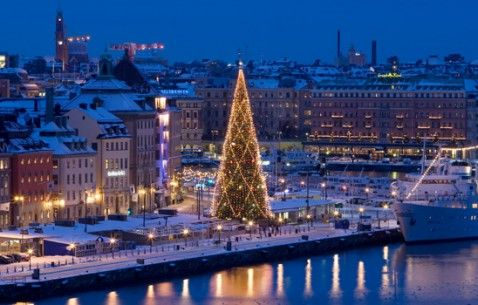 Stockholm Tourism : Explore top tourist destinations in Stockholm with Free Stockholm travel guide. Visit Now and know more about Stockholm!