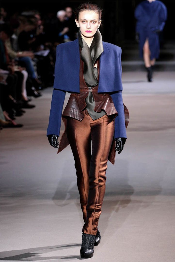 YES. And the lifestyle to go with it, please. Haider Ackermann