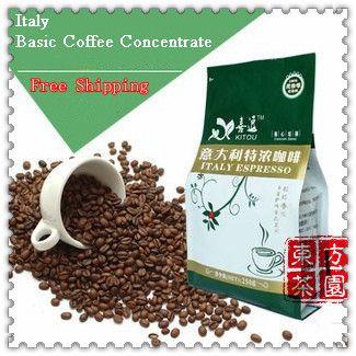 2 пакета(ов) = 454 г высокое качество итальянский эспрессо кофейных зерен кофе латте капучино для похудения продукт здравоохранения бесплатная доставка